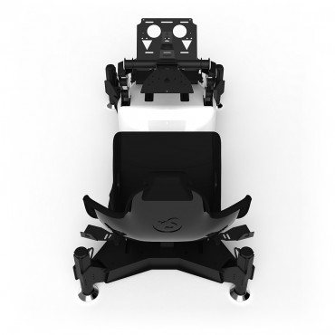 RS Formula M4A Black-White Full Motion, Electrical Adjustment of the pedals and seat