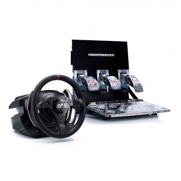 Thrustmaster T500 RS Steering Wheel & Pedal Set for PC & PlayStation 3