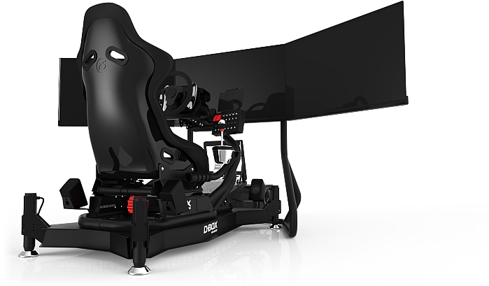 rseat rs1 m4a motion simulator